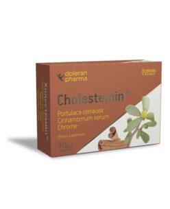 Холестемин капсули x 30