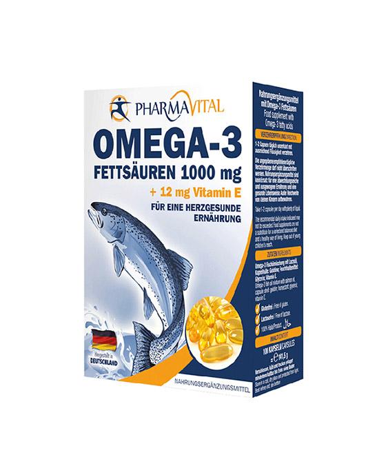 Омега-3 1000 мг.