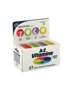 Витамини от A до Z